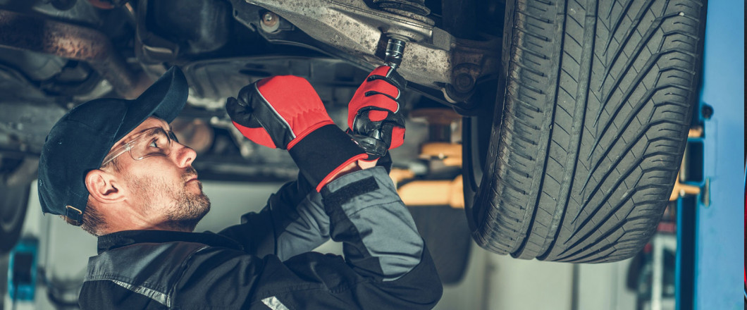 Have You Had Your Suspension System Checked?